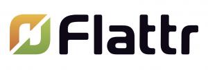 Flattr logo image