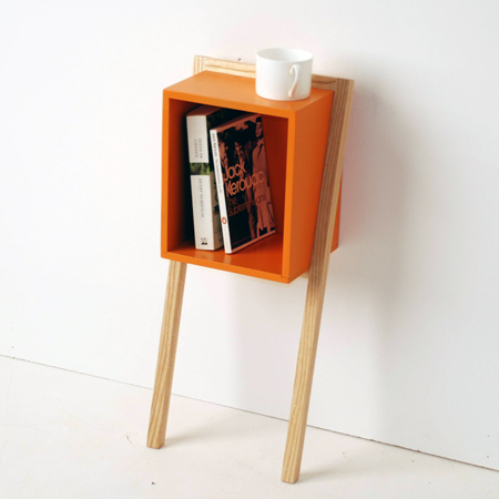 side table, by Frank Flavell - image
