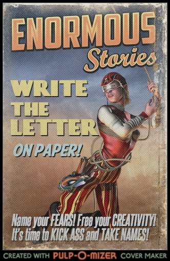 kick ass cover letters - via the pulp o mizer write the letter kim werker