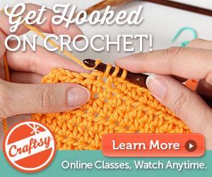 craftsy beginner crochet class – image