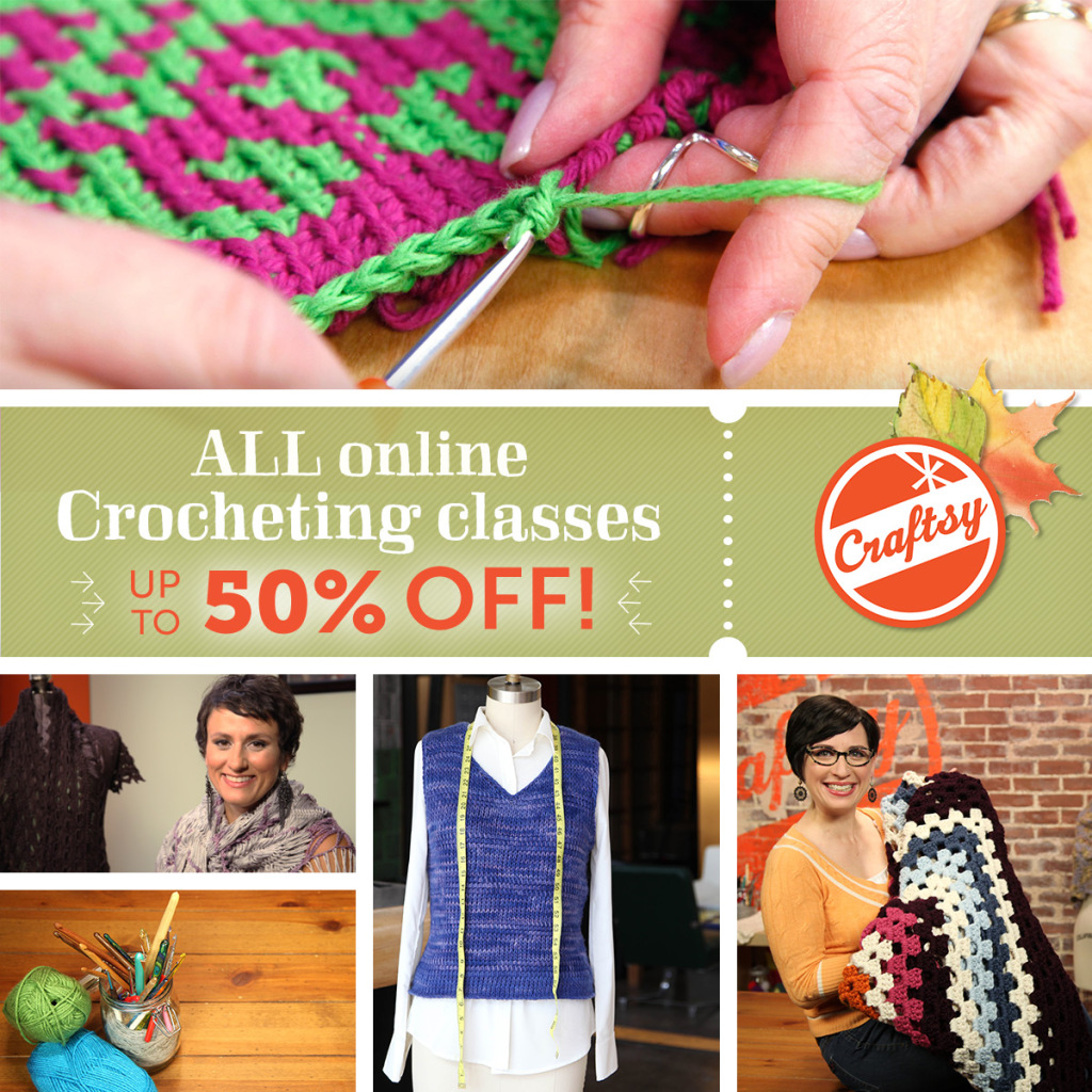 Craftsy Fall Sale