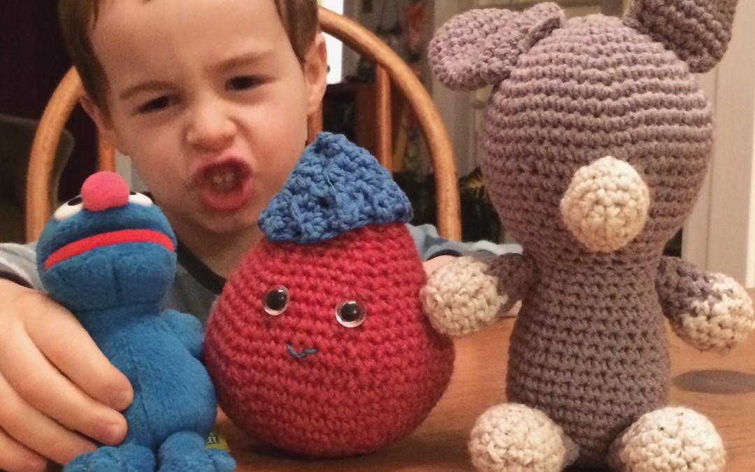 Passing Down Crochet