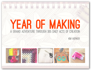 Year of Making ebook cover image