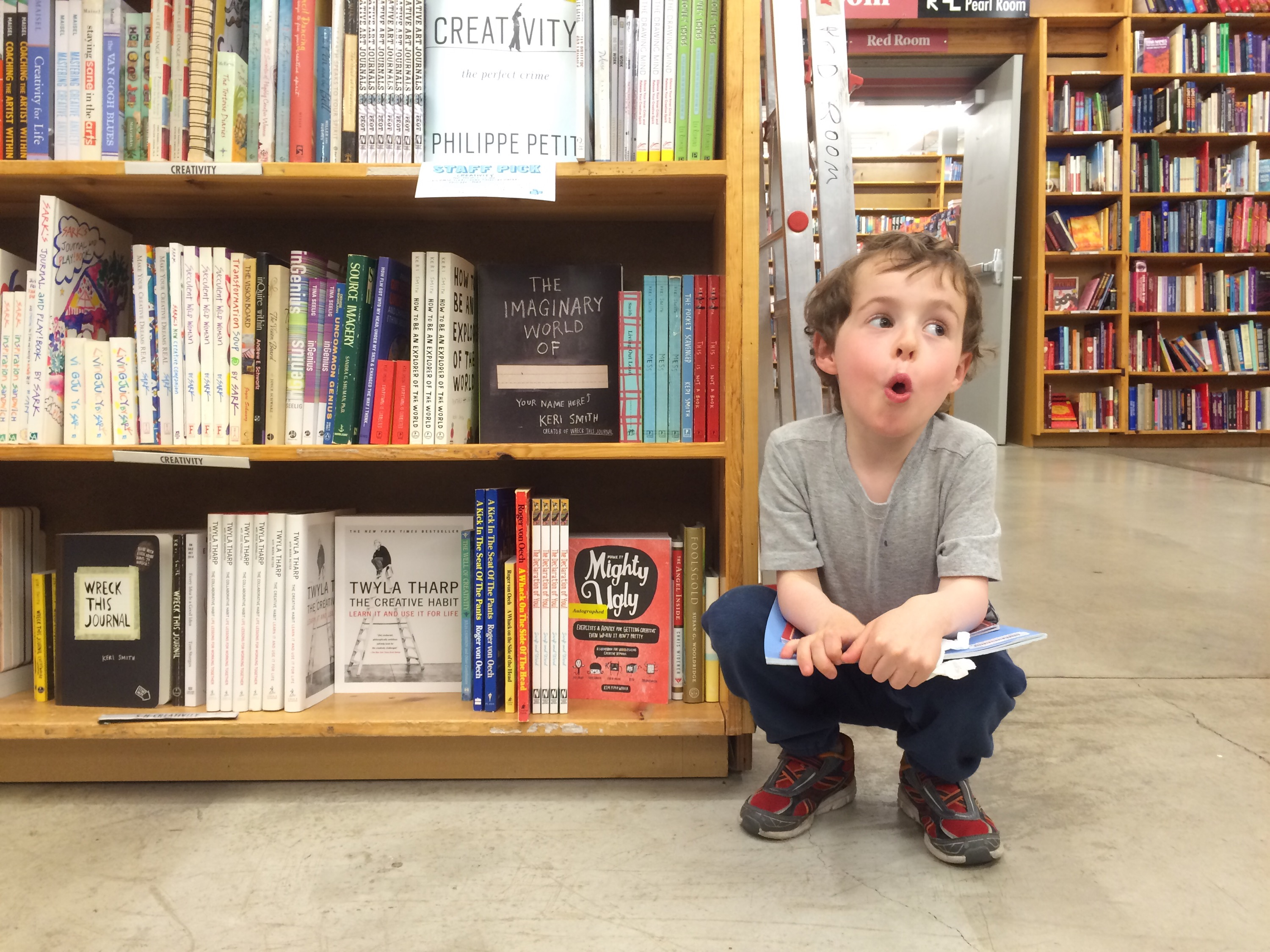 Make It Mighty Ugly at Powell's Books